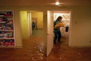 flood damage repair in Houston